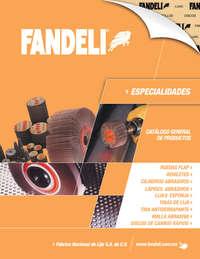 Catálogo Especialidades