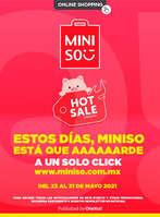 Ofertas de Miniso, HotSale