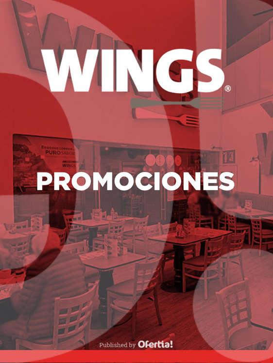 Ofertas de Wings, Promociones