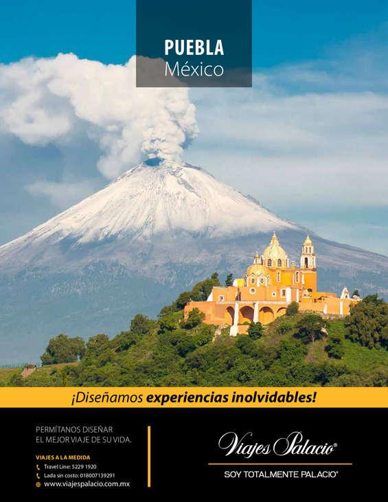 Ofertas de Viajes Palacio, Puebla
