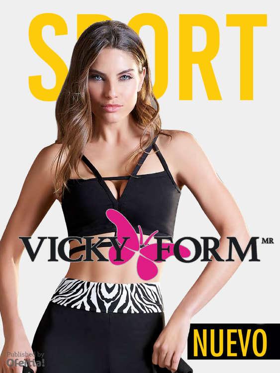 Ofertas de Vicky Form, Sport