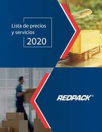 Lista de precios y servicios 2020