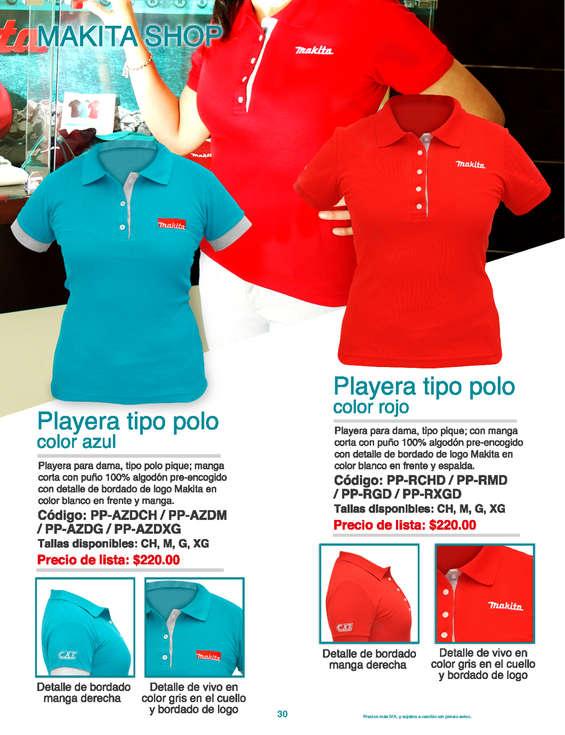 63e768a75fe Playeras Polo para Dama desde 14900 disponibles colores