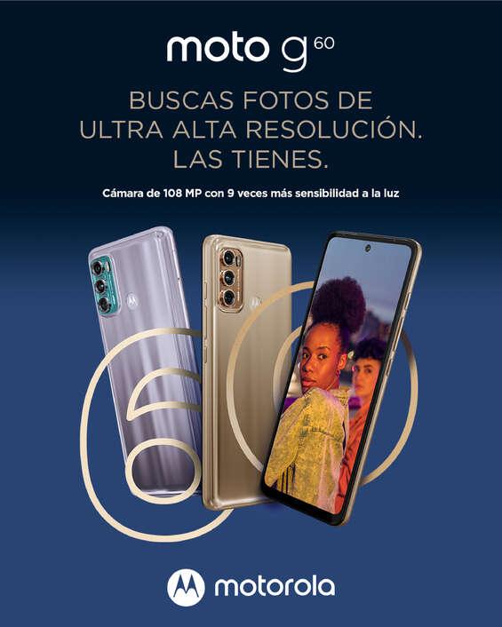 Ofertas de Motorola, Moto g60
