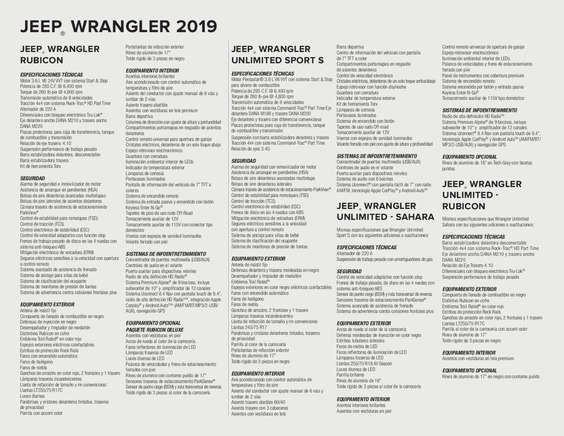 Ofertas de Jeep, Jeep Wrangler 2019