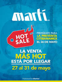 Hot Sale Marti