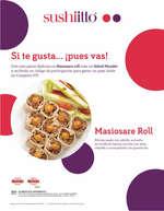 Ofertas de Sushi Itto, Si te gusta... Pues vas