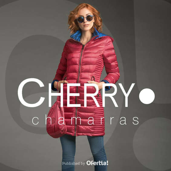 Ofertas de Cherry, Chamarras