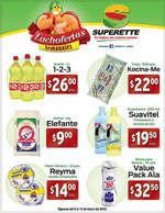 Ofertas de Superette, Luchofertas semanales