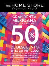 Gran venta mexicana