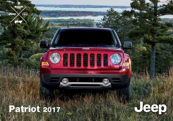 Ofertas de Jeep, Patriot 2017