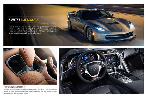 Ofertas de Chevrolet, Corvette