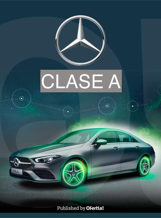 Ofertas de Mercedes-Benz, A-200 Progressive Sedán
