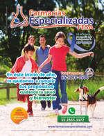 Ofertas de Farmacias Especializadas, Boletín Enero/Febrero