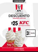 Ofertas de KFC, Cupones