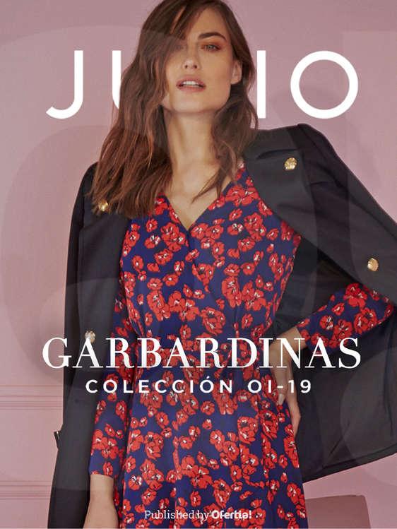 Ofertas de Julio, Gabardinas