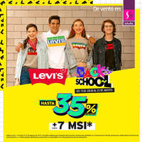 Levi's Back to school
