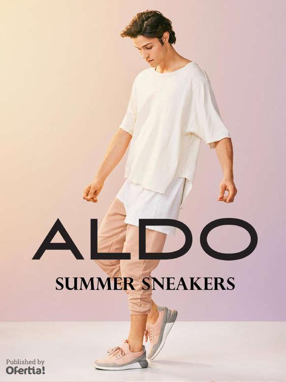 Ofertas de Aldo, Summer Sneakers
