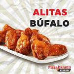 Ofertas de Pizzalianni's Express, Alitas Bufalo