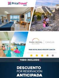 Park Royal Cancún Todo Incluido