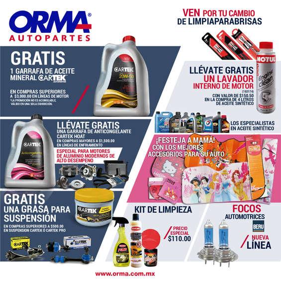 Ofertas de Orma Autopartes, Orma mayo y junio_unlocked