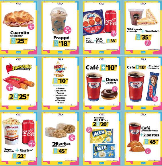 Ofertas de Go Mart, Promociones