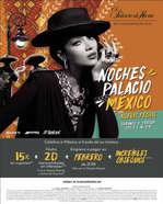 Ofertas de Palacio de Hierro, Noches Palacio México