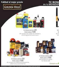 Calidad al mejor precio, Golden hills Alto