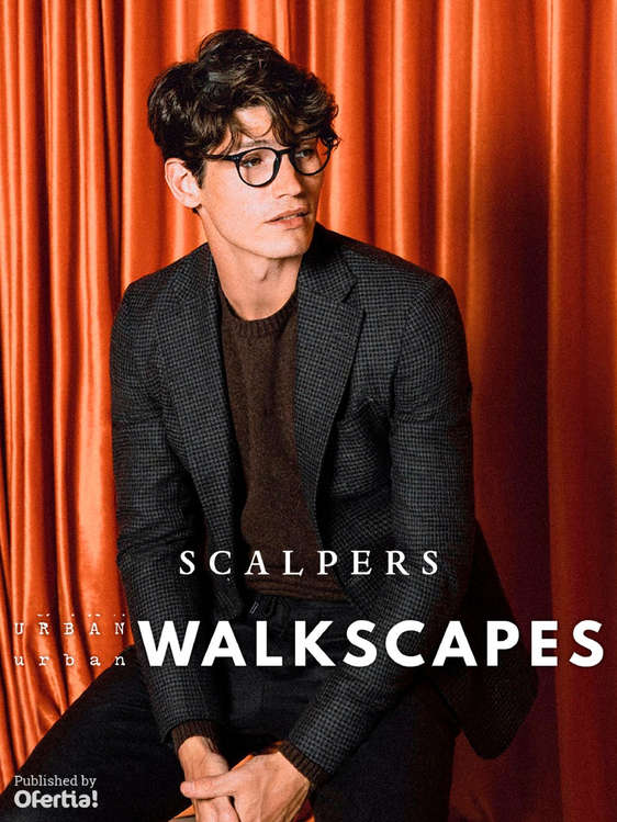 Ofertas de Scalpers, Urban Walkscapes