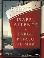 Ofertas de Librería Porrúa, Largo Pétalo de Mar - Isabel Allende