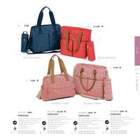 HB Handbags Dama Otoño