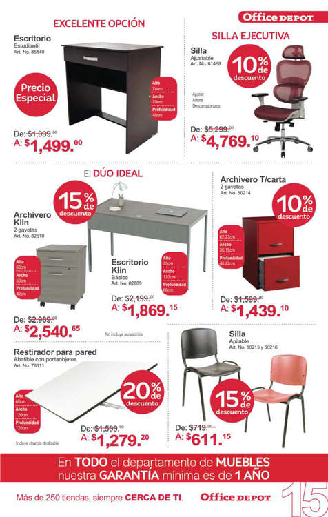 Muebles de oficina en nuevo laredo cat logos ofertas y for Muebles de oficina nuevo laredo
