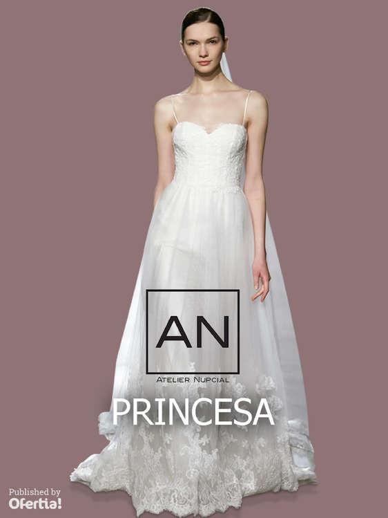 Ofertas de Atelier Nupcial, Princesa