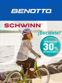 30% de descuento SCHWINN