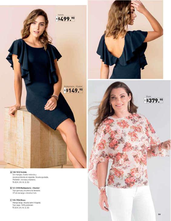 3f588f824 Andrea Vestidos de noche - Ofertas y catálogos destacados - Ofertia