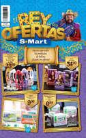 Ofertas de S-Mart, El Rey de las Ofertas- Díptico Periférico Belleza NL