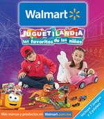 Ofertas de Walmart, Juguetilandia los favoritos de los niños
