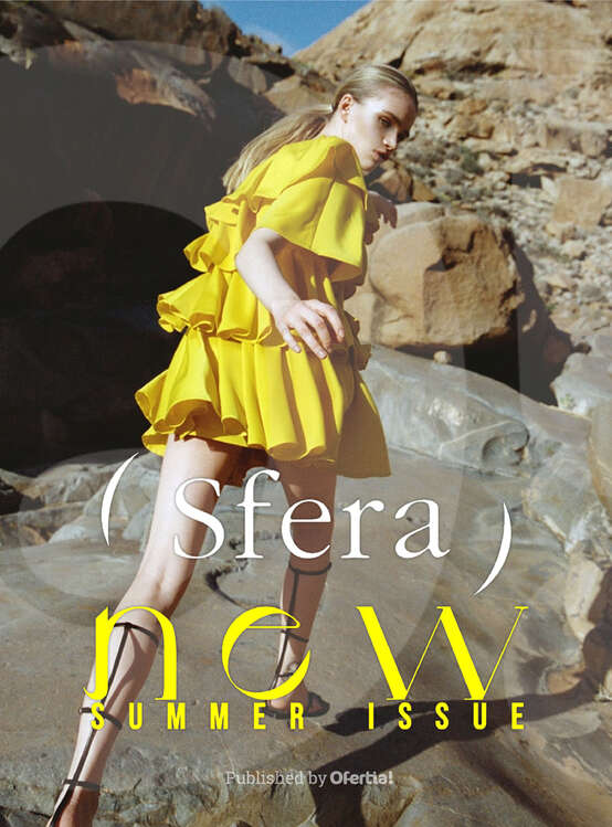 Ofertas de Sfera, New Summer Issue