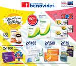 Ofertas de Farmacias Benavides, Vive un verano lleno de bienestar