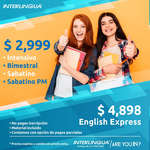 Ofertas de Interlingua, English Express