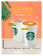 Ofertas de Starbucks, Los de siempre nunca fallan
