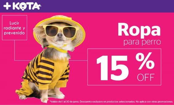 Ofertas de Maskota, Ropa para perro 15% off
