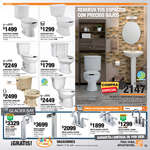 Ofertas de The Home Depot, Folleto Julio-Agosto