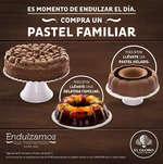Ofertas de El Globo, Pastel familiar