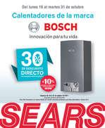 Ofertas de Sears, Bosch