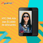 Ofertas de Telcel, HTC ONE A9S