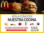 Ofertas de McDonald's, Nuestra cocina