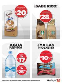 Promociones DF, Edo México, Puebla, Toluca, Cuernava y Acapulco