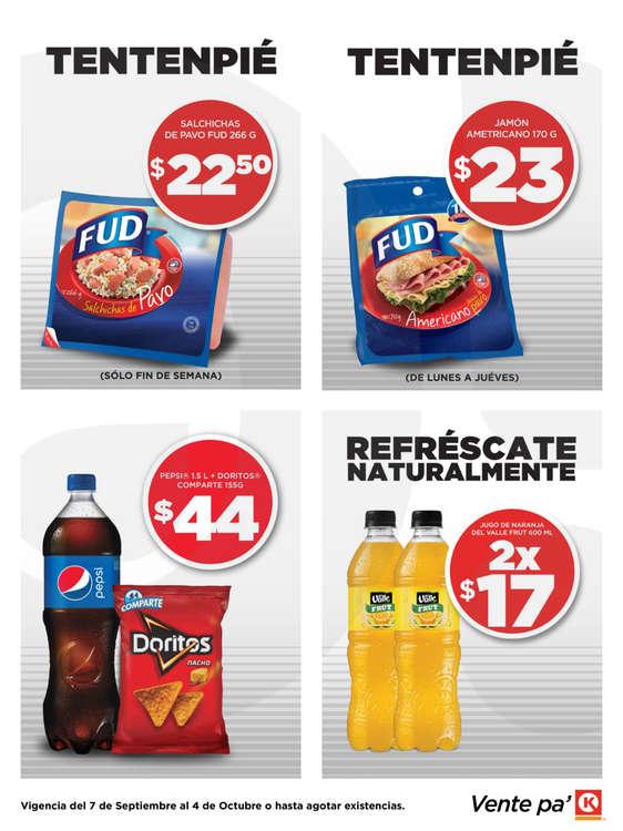 Ofertas de Circle K, Promociones DF, Edo México, Puebla, Toluca, Cuernava y Acapulco