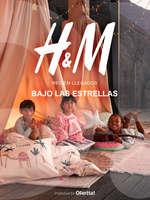 Ofertas de H&M, BAJO LAS ESTRELLAS